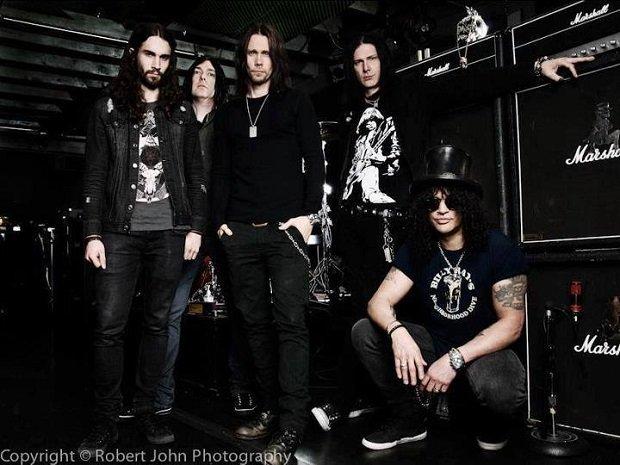 Już tylko cztery dni zostały do polskiego koncertu supergrupy Slash feat Myles Kennedy and the Conspirators. Będzie to trzeci występ muzyków w naszym kraju.