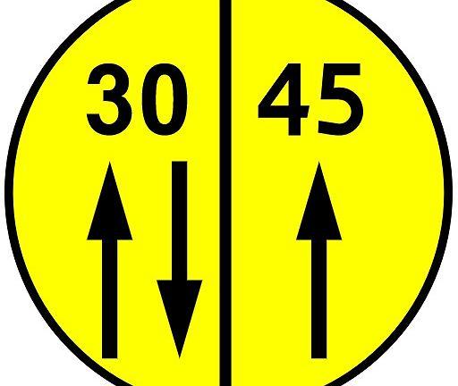 W-2: klasa obciążenia mostu o ruchu dwukierunkowym