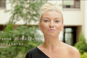 Ogr�d Marzeny Sienkiewicz po metamorfozie