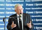 """Kaczy�ski: """"W"""" jak Warszawa. Potrzebne s� nowe w�adze. Id�my razem, by podj�� decyzj�"""