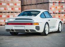 Aukcje | Porsche 959 Sport | Rekordowa kwota