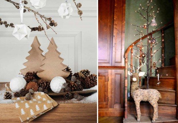Dekoracje Domu Na święta Bożego Narodzenia W 10