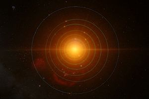 """Historyczne odkrycie! NASA: Znaleziono 7 podobnych do Ziemi planet, aż trzy w tzw. """"sferze życia"""""""