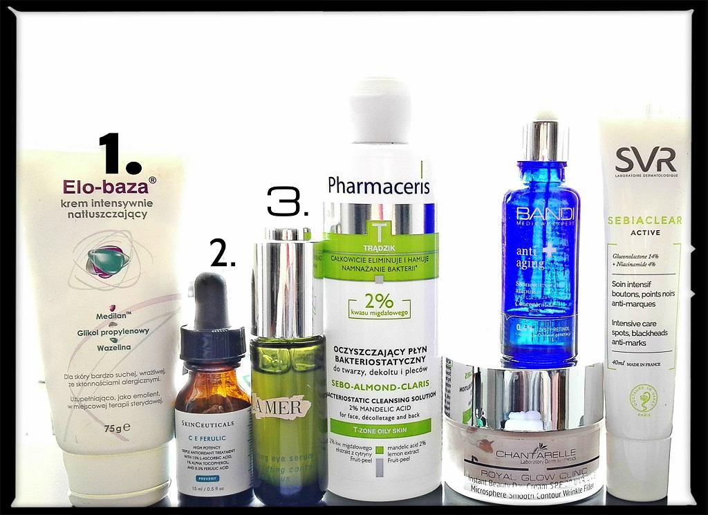 Kosmetyki, które działają