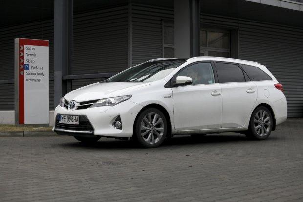 Toyota Auris Hybrid Touring Sports | Test d�ugodystansowy cz. III | Przegl�d
