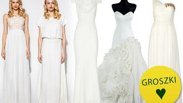 10 sukni ślubnych od projektantów - którą założyłabyś najchętniej?