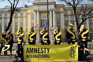 Raport Amnesty International: Bez pomocy m.in. Polski USA nie mogłyby torturować ludzi