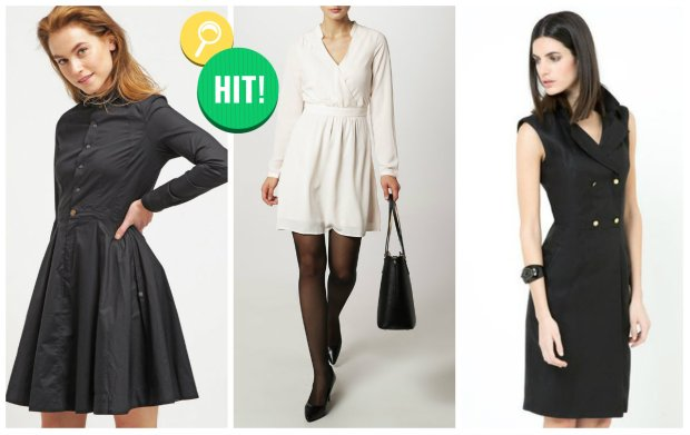 Elegancja z ko�nierzykiem - wybierz modne sukienki na specjalne okazje