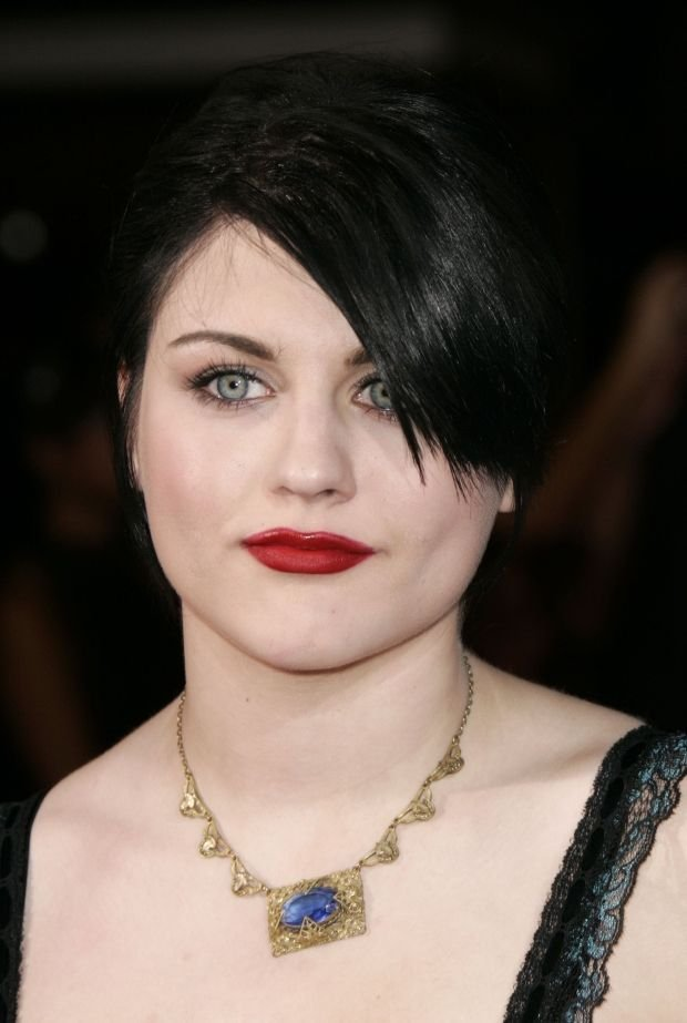 Nov 17, 2008 - Westwood, California, USA - FRANCES BEAN COBAIN arriving to the 'Twilight' World Premiere held at the Mann Village & Bruin Theatres.  (Credit Image: ? Lisa O'Connor/ZUMA Press)