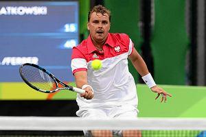 09337fdd7d43e Australian Open. Marcin Matkowski w ćwierćfinale Wielkiego Szlema. Nawet  nie dotknął rakiety