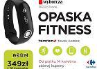 Gazeta Wyborcza z kuponami na zakup opaski fitness TomTom Touch Cardio