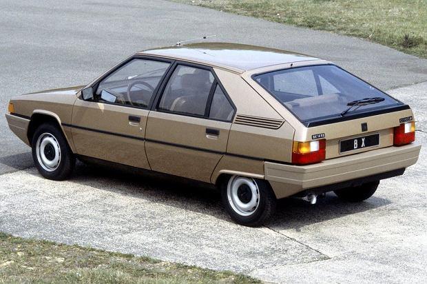 Citroen BX (1982)