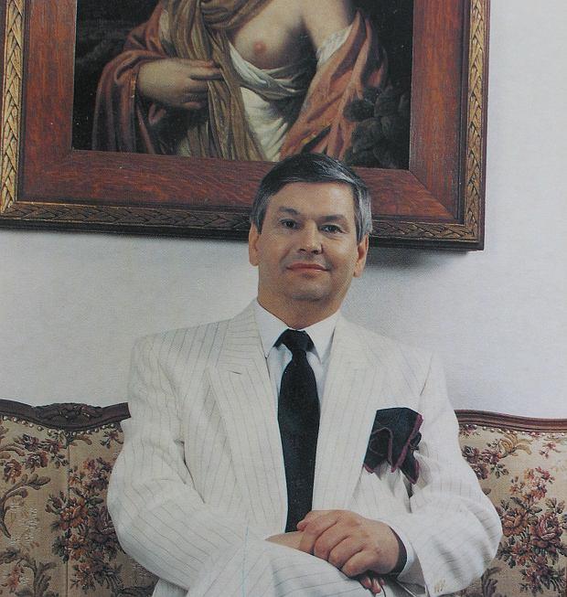 Bogusław Kaczyński w 2003 roku