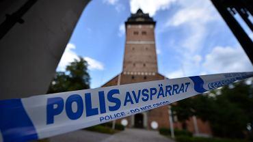 Szwedzka policja zastrzeliła 20-latka z zespołem Downa i autyzmem. Zdjęcie ilustracyjne