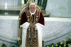 Benedykt XVI: Nigdy nie pr�bowa�em ukry� skandalu pedofilii