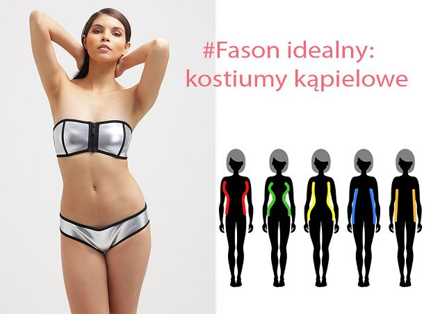 #Fason idealny: jak dobrać kostium kąpielowy do sylwetki?