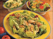 Sałatka z awokado i kurczaka - ugotuj