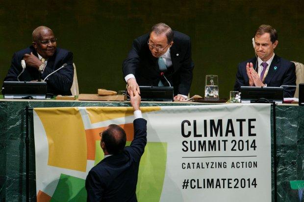 W Nowym Jorku spotkali się przywódcy z ONZ, by dyskutować na temat klimatu. Nikt nie wróży im sukcesu