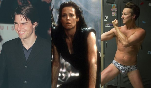 Tom Cruise, Sigourney Weaver, Edward Norton