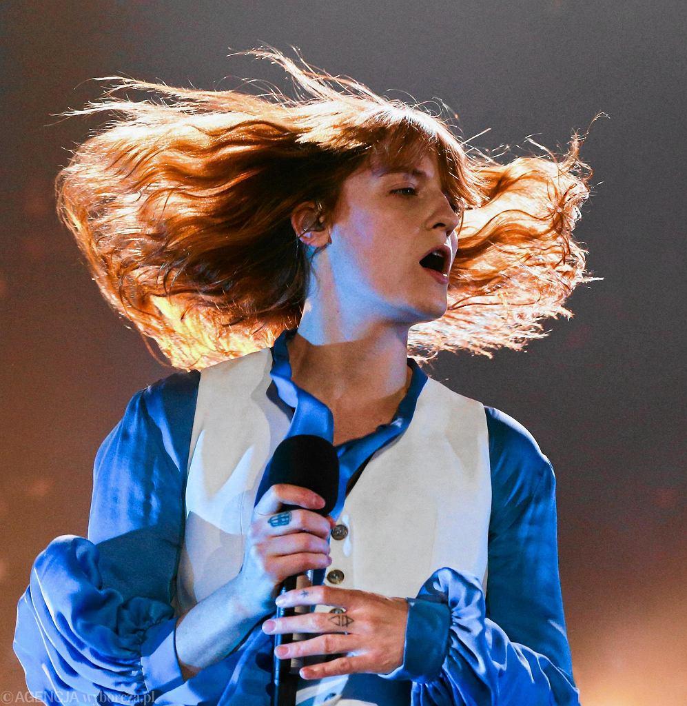Koncert Florence and the Machine / MAŁGORZATA KUJAWKA