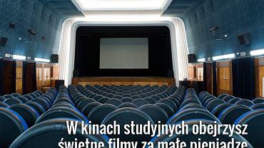 seanse w kinach