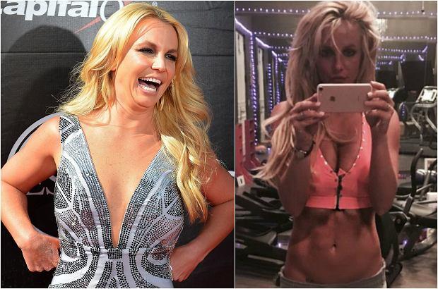 Britney Spears kocha ćwiczyć i zdrowo się odżywiać, co zdecydowanie popłaca. Dawno nie wyglądała tak świetnie!