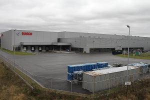 Z wrocławskiej fabryki Boscha koncerny samochodowe dostają inteligentne hamowanie