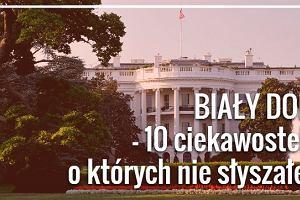 Bia�y Dom - 10 ciekawostek, o kt�rych nie s�ysza�e�
