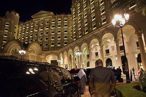 W luksusowym hotelu Saudowie nadal przetrzymują część podejrzanych. Małe szanse na szybkie uwolnienie