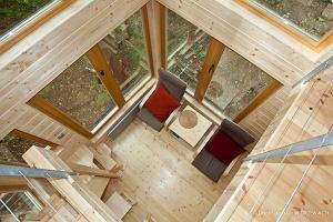 Polska: Spędź weekend w luksusowym domku na drzewie