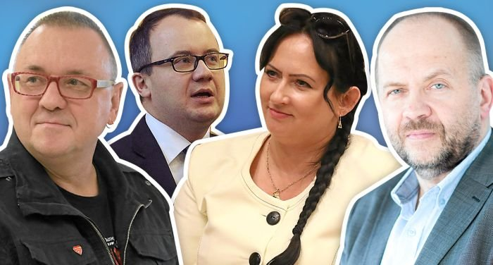 Nominowani do nagrody radia TOK FM: Jurek Owsiak, Dr Marek Bachański, Dorota Gudaniec, Adam Bodnar