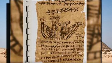 Na papirusie sprzed 1 300 lat odczytano miłosne zaklęcie