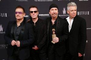 """Grupa U2 opublikowała teledysk, a dokładniej krótkometrażową produkcję do nagrania """"Every Breaking Wave""""."""