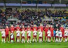 Mecz eliminacyjny do Mistrzostw Europy U21 Polska - Gruzja