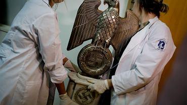 Argentyńska policja odnalazła największą kolekcję nazistowskich artefaktów w historii kraju