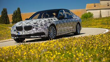 Nowe BMW serii 7