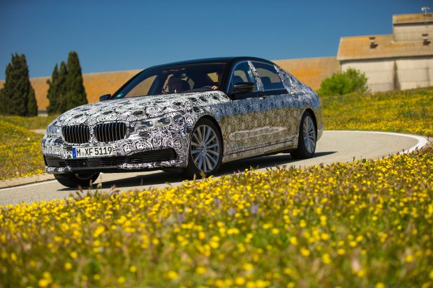 Nowe BMW serii 7 | Wiemy coraz wi�cej