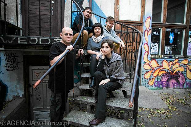 Kwadrofonik w Nowym Teatrze, Muzyka Odnaleziona w Łazienkach Królewskich. Polecamy muzyczne wydarzenia