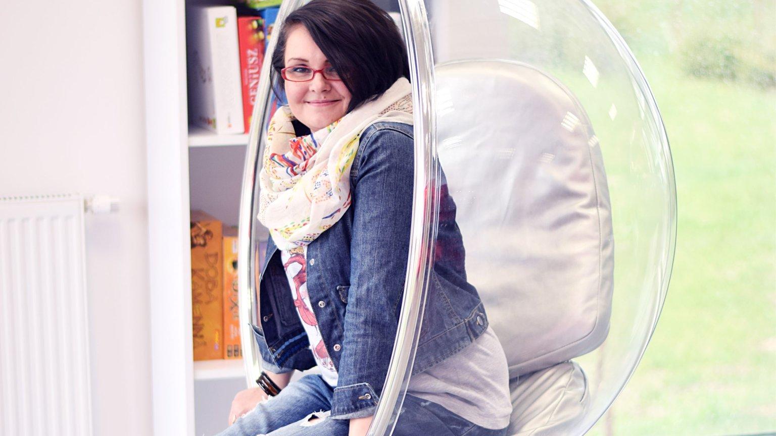 Agata Aleksandrowicz, autorka bloga Hafija.pl