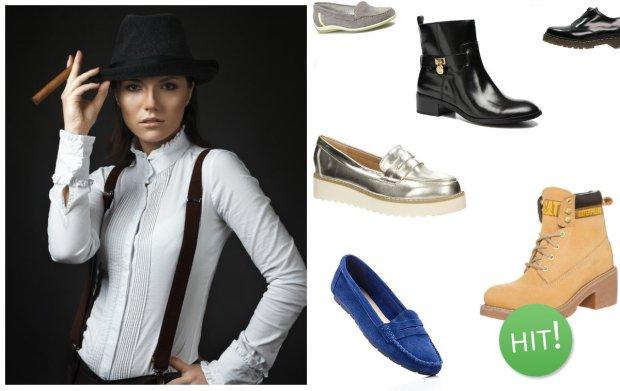 Damskie buty w męskim stylu - przegląd najciekawszych modeli