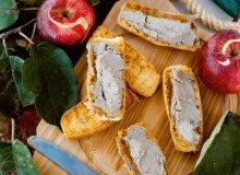 Pasztet z wątróbki z galaretką jabłkową - ugotuj