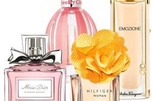 10 nowych zapachów na wiosnę: co znajdziesz w perfumeriach?