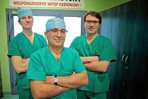 Nie musimy się leczyć w USA. Lekarze z Poznania pierwsi w Polsce zastosowali superaparat do wydłużania kości
