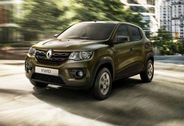 Renault Kwid | W miejski teren