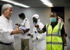 M�czyzna z podejrzeniem zaka�enia ebol� trafi� do szpitala w Rumunii