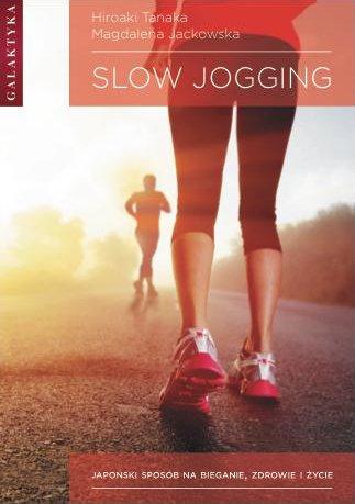 Książka, którą warto przeczytać jeśli interesuje Cie metoda slow jogging