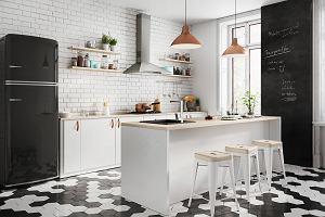 Otwarta kuchnia - ładna i funkcjonalna. Jak ją urządzić?