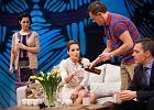"Teatr na gor�co. ""B�g mordu"" w Teatrze 6. pi�tro"