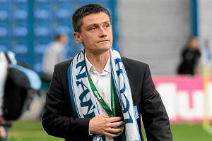 Trener Mariusz Rumak w Cafe Futbol: Czas osi�gn�� co� w europejskich pucharach