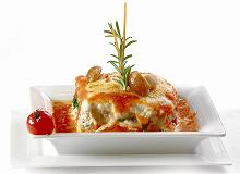 Lasagne z prawdziwkami - ugotuj